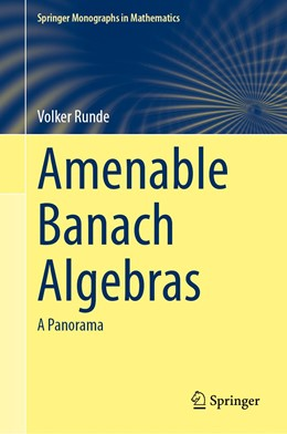 Abbildung von Runde | Amenable Banach Algebras | 1st ed. 2020 | 2020 | A Panorama