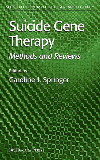 Abbildung von Springer   Suicide Gene Therapy   2003