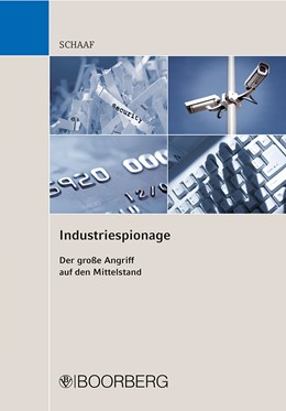 Abbildung von Schaaf | Industriespionage | 2009