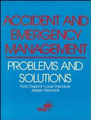 Abbildung von Dupont / Reynolds / Theodore | Accident and Emergency Management | 1991