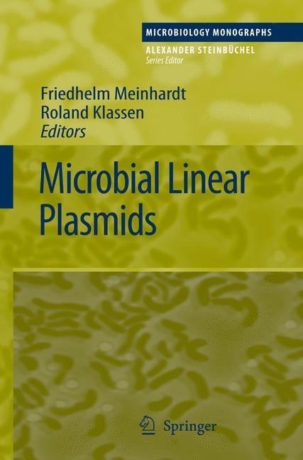 Abbildung von Meinhardt / Klassen | Microbial Linear Plasmids | 2007