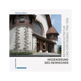 Abbildung von Walter | Inszenierung des Heimischen | 1. Auflage | 2020 | beck-shop.de