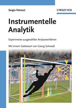Abbildung von Petrozzi | Instrumentelle Analytik | 2010 | Experimente ausgewählter Analy...