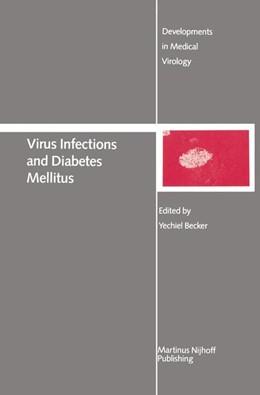 Abbildung von Becker | Virus Infections and Diabetes Mellitus | 1987 | 2