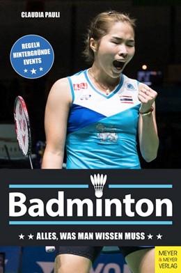 Abbildung von Pauli | Badminton | 1. Auflage | 2020 | beck-shop.de