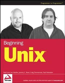 Abbildung von Love / Merlino / Zimmerman | Beginning Unix | 2005