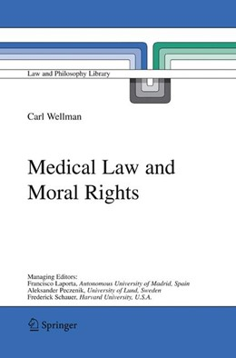 Abbildung von Wellman | Medical Law and Moral Rights | 2005 | 71