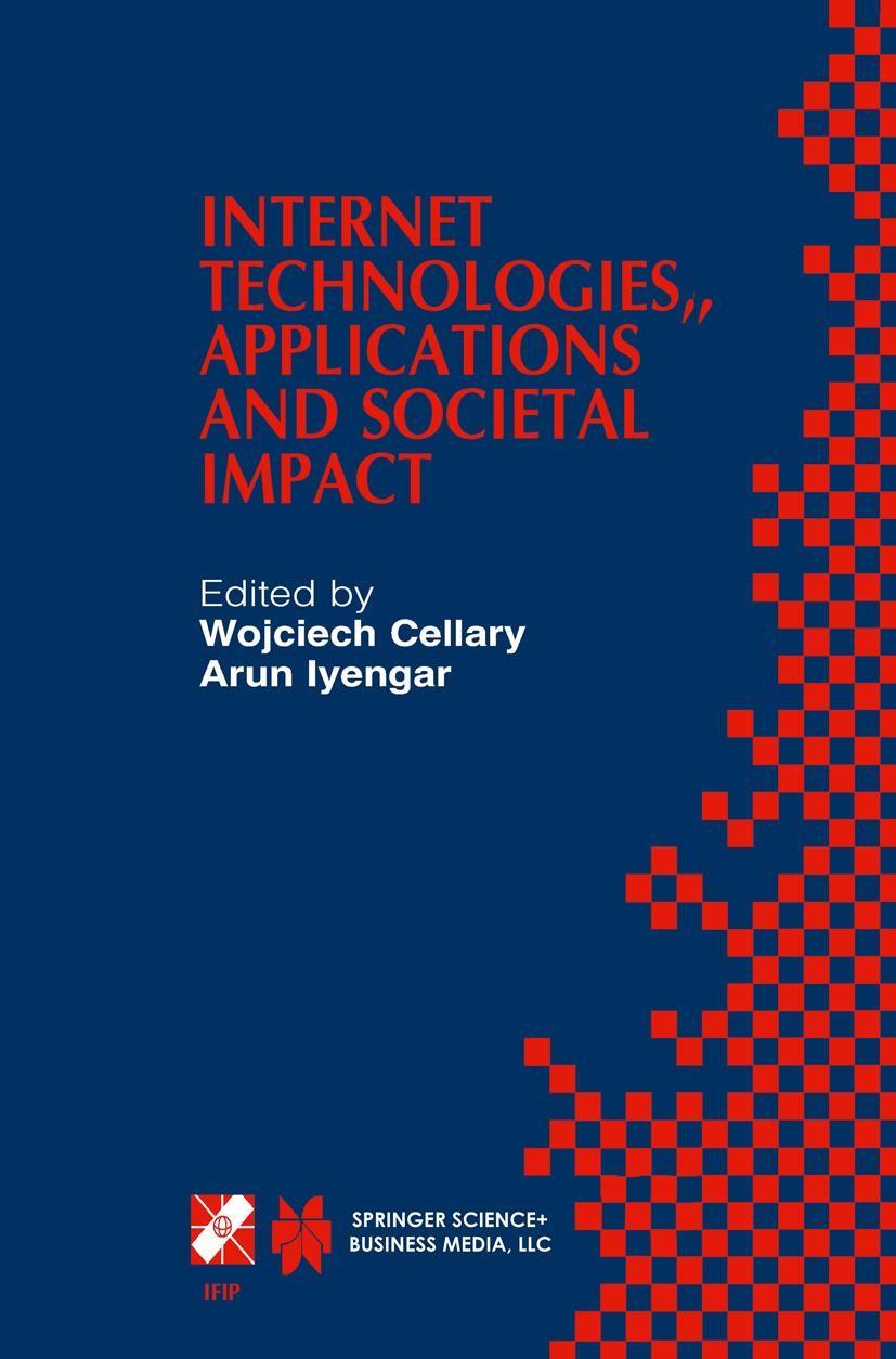 Abbildung von Cellary / Iyengar   Internet Technologies, Applications and Societal Impact   2002