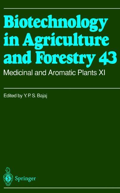 Abbildung von Bajaj | Medicinal and Aromatic Plants XI | 1999
