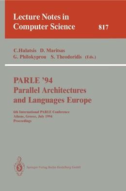 Abbildung von Halatsis / Maritsas / Philokyprou / Theodoridis | PARLE '94 Parallel Architectures and Languages Europe | 1994 | 817