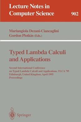 Abbildung von Dezani-Ciancaglini / Plotkin   Typed Lambda Calculi and Applications   1995
