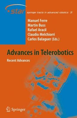 Abbildung von Ferre / Buss / Aracil / Melchiorri / Balaguer | Advances in Telerobotics | 2007 | 31