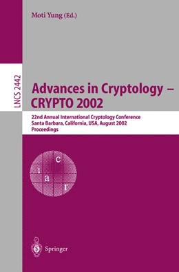 Abbildung von Yung   Advances in Cryptology - CRYPTO 2002   2002   22nd Annual International Cryp...   2442