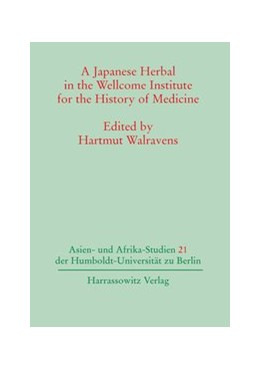 Abbildung von Walravens | A Japanese Herbal in the Wellcome Institute for the History of Medicine | 2005 | A Contribution to the History ...