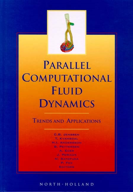 Abbildung von Jenssen / Kvamdal / Andersson   Parallel Computational Fluid Dynamics 2000   2001