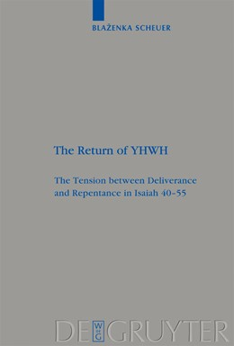 Abbildung von Scheuer | The Return of YHWH | 2008 | The Tension between Deliveranc... | 377