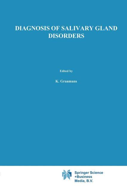Abbildung von Graamans / Becker | Diagnosis of salivary gland disorders | 1991