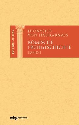 Abbildung von Dionysius von Halikarnass. Römische Frühgeschichte | 2020