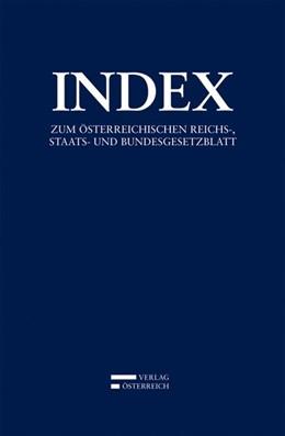 Abbildung von Index | 40. Auflage | 2019 | beck-shop.de
