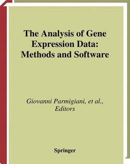 Abbildung von Parmigiani / Garett / Irizarry / Zeger | The Analysis of Gene Expression Data | 2003 | Methods and Software