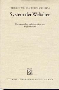 Abbildung von Schelling | System der Weltalter | 2. Auflage | 1998
