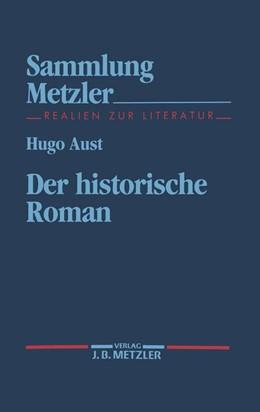 Abbildung von Aust | Der historische Roman | 1994