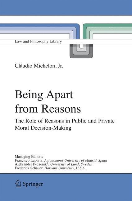Abbildung von Michelon | Being Apart from Reasons | 2006