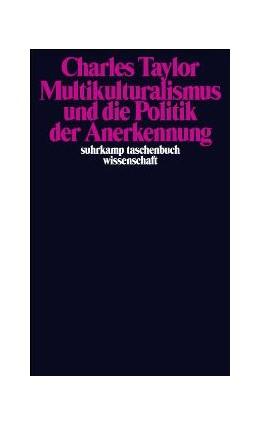 Abbildung von Taylor | Multikulturalismus und die Politik der Anerkennung | 2009 | 1929