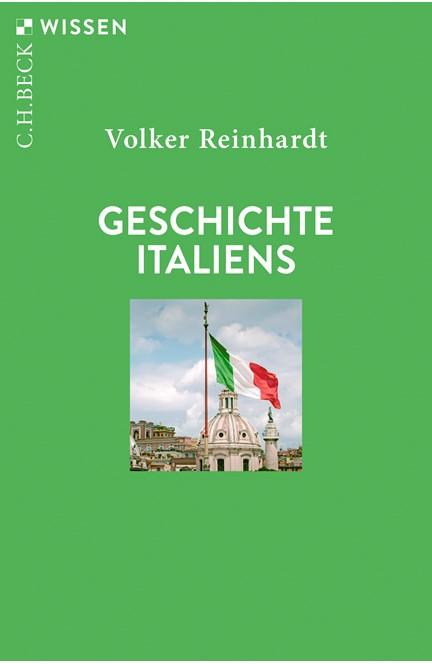 Cover: Volker Reinhardt, Geschichte Italiens