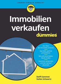 Abbildung von Sammet / Schwartz | Immobilien verkaufen für Dummies | 1. Auflage | 2019