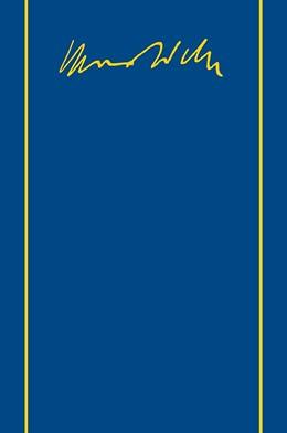 Abbildung von Weber / Aldenhoff-Hübinger | Max Weber-Gesamtausgabe | 1. Auflage | 2019 | beck-shop.de