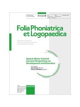 Abbildung von Staiger / Schölderle | Speech Motor Control: Current Perspectives on Development and Disorders | 1. Auflage | 2019 | beck-shop.de