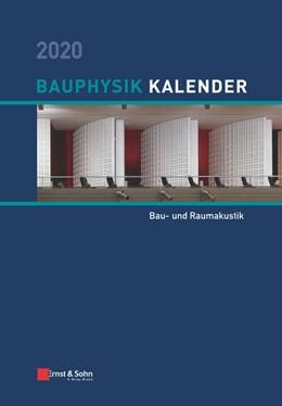 Abbildung von Fouad | Bauphysik-Kalender 2020 | 1. Auflage | 2020 | beck-shop.de