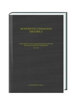 Abbildung von Hohensee / Lawo / Lindner | Dokumente zur Geschichte des Deutschen Reiches und seiner Verfassung 1362–1365 | 2020 | 14