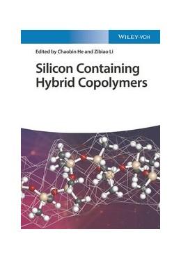 Abbildung von He / Li | Silicon Containing Hybrid Copolymers | 1. Auflage | 2020 | beck-shop.de