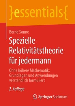 Abbildung von Sonne   Spezielle Relativitätstheorie für jedermann   2., überarbeitete und erweiterte Auflage   2020   Ohne höhere Mathematik: Grundl...