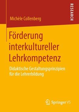 Abbildung von Collenberg | Förderung interkultureller Lehrkompetenz | 2020 | Didaktische Gestaltungsprinzip...
