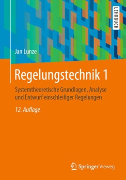 Abbildung von Lunze | Regelungstechnik 1 | 12. Auflage | 2020 | beck-shop.de