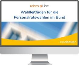 Abbildung von Dobler / Freitag | Dobler/Freitag, Wahlleitfaden Bund 2020 online | 2019