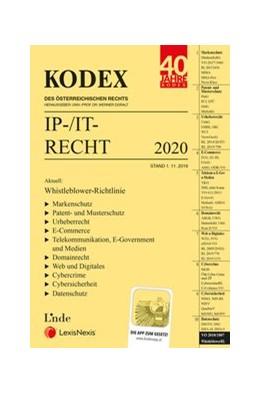 Abbildung von Doralt | KODEX IP-/IT-Recht | 2019