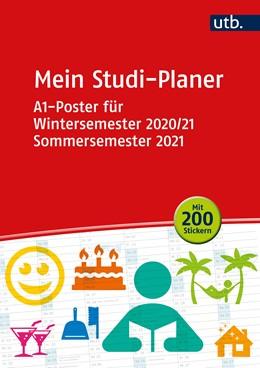 Abbildung von Mein Studi-Planer   Aufl.   2020   A1-Poster für Wintersemester 2...