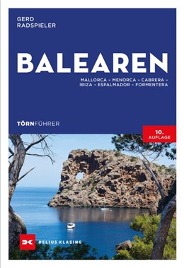 Abbildung von Radspieler   Törnführer Balearen   10. Auflage   2020   beck-shop.de