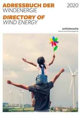 Abbildung von Adressbuch der Windenergie 2020 | 23., aktualisierte Auflage | 2019
