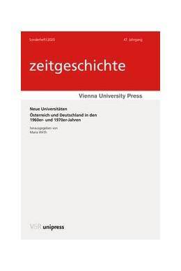 Abbildung von Wirth | Neue Universitäten | 2020 | Österreich und Deutschland in ...
