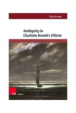 Abbildung von Springer | Ambiguity in Charlotte Brontë's Villette | 1. Auflage | 2020 | beck-shop.de