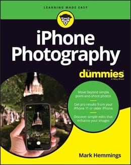 Abbildung von Hemmings | iPhone Photography For Dummies | 1. Auflage | 2020 | beck-shop.de