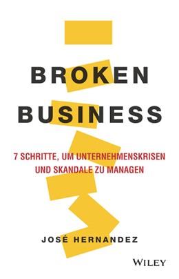 Abbildung von Hernandez | Broken Business | 1. Auflage | 2020 | beck-shop.de