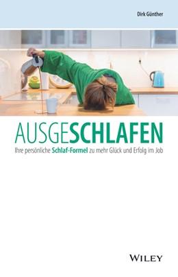 Abbildung von Günther | Ausgeschlafen | 1. Auflage | 2020 | beck-shop.de