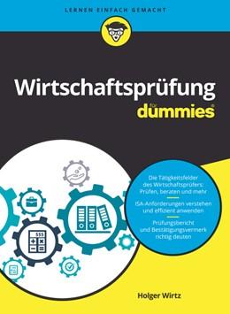 Abbildung von Wirtz | Wirtschaftsprüfung für Dummies | 1. Auflage | 2021 | beck-shop.de