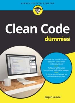 Abbildung von Lampe   Clean Code für Dummies   2020